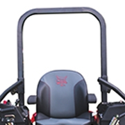 Bobcat ROPS roll over protection system attachment