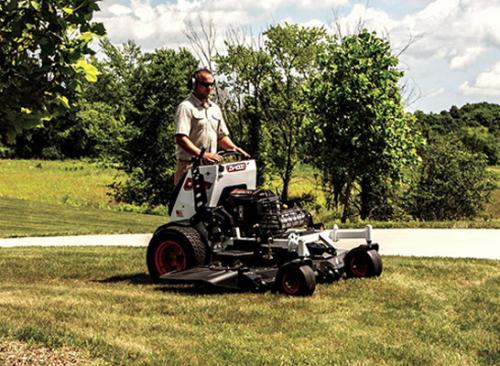 Bobcat ZS4000 action front