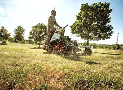 Bobcat ZS4000 action side fast